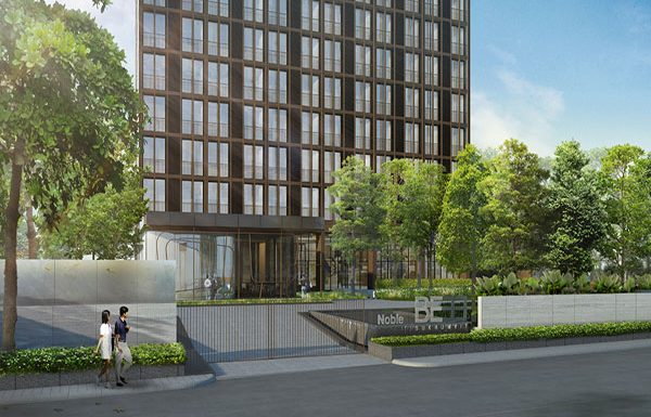 Noble-Be33-Bangkok-condo-for-sale-entrance