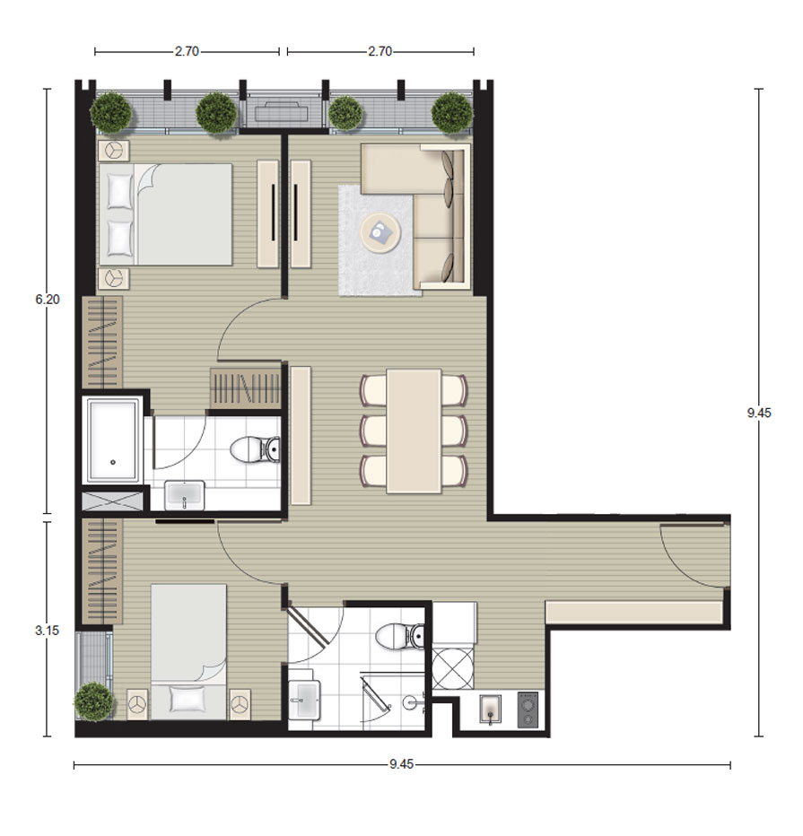 Noble-BE33-2br-sale-b1-unit-plan